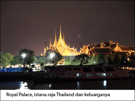 Nikmatnya Wisata Perjalanan Ke Bangkok